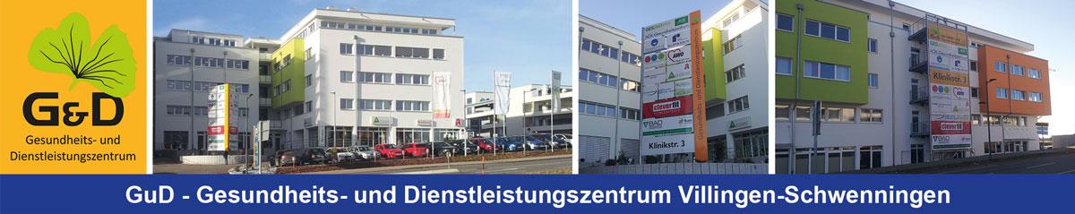 GuD Gesundheits- und Dienstleistungszentrum, Ärztezentrum in Villingen-Schwenningen